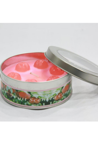 Scented Tin box Candle-Candles-Samaun- The Himalayan Treasure