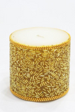 Zari Pillar-Candles-Samaun- The Himalayan Treasure