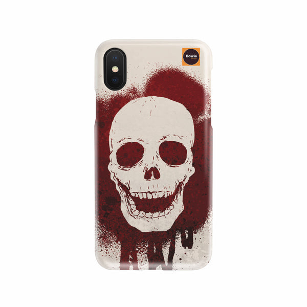 Graffiti Skull Phone Case - Bowie Shoppe