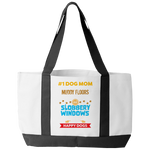Limited Edition Tote Bag - # 1 Dog Mom - Bowie Shoppe