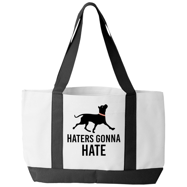 Limited Edition Tote Bag - Haters Gonna Hate - Bowie Shoppe