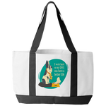 I Work Hard So My Dog Can Have A Better Life Tote Bag - Bowie Shoppe