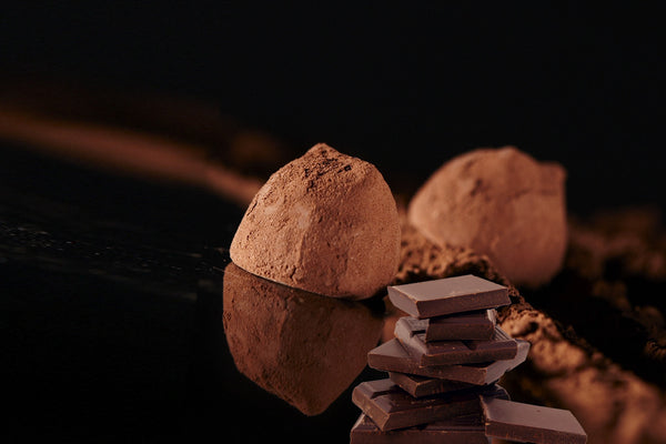 Truffes Bio - Organic Truffes Made in France 200 GR