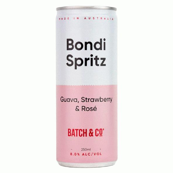 Bondi Spritz - Guava Strawberry & Rosé
