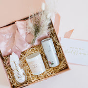 maid of honour gift boxes will you be my maid of honour lustre adelle bridesmaid boxes