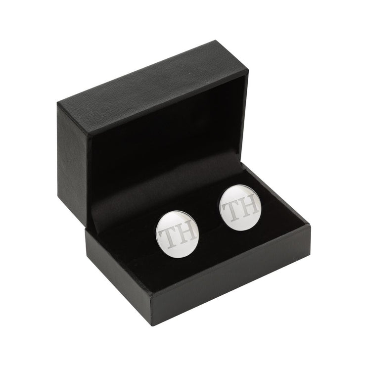 personalised silver mens cufflinks groomsman best man gift ideas bridesmaid boxes