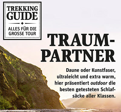 Traumpartner Outdoor-Magazin  Februar 2018