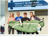 ISPO Award 2019 - Product of the Year für Grüezi bag-Schlafsack-Biopod DownWool Nature