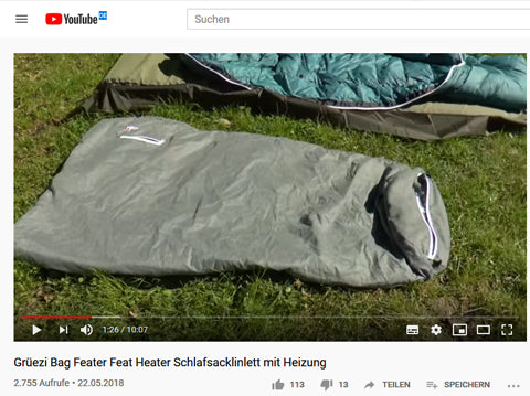 Jackknife-Youtube Blogger-Video-Feater-The Feet Heater von Grüezi bag-22052018