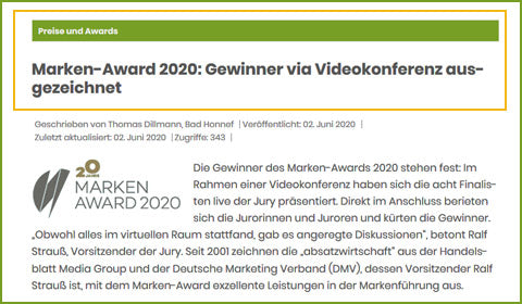 PR Journal-Marken Award 2020-Artikel 12062020
