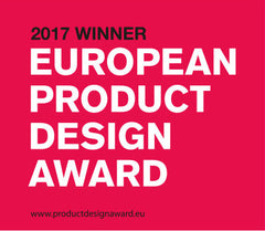 European Product Design Award 2017 Winner Logo