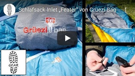 Grüezi bag Feater - The Feet Heater Test of Sacki Youtube Video Thumbnail