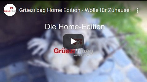 Grüezi bag Home Edition At A Glance Youtube Video Thumbnail