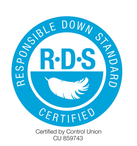 RDS-Responsible Down Standard by Grüezi bag