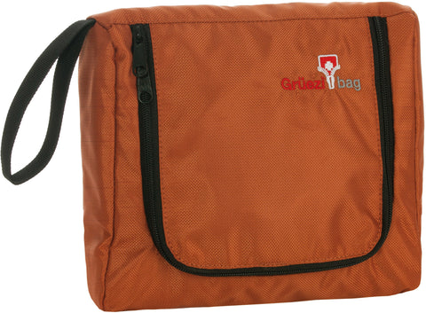 Kulturbeutel Flatbag orange