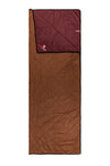 Grüezi bag Decke WellhealthBlanket Wool Home Dark Red/Rusty Orange