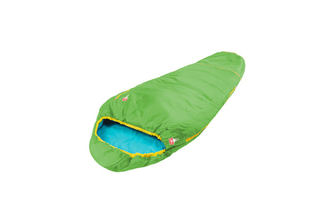 mitwachsender Kinderschlafsack Kids Grow Colorful Gecko Green