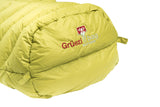 Grüezi bag Biopod DownWool Extreme Light 185 Fußbox