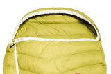 Schlafsack Grüezi bag Biopod DownWool Extreme Light 200 - Feater Schlaufen