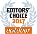 Grüezi bag Wollschlafsack Biopod Hybrid Wool/Down - EDITORS' CHOICE 2017 outdoor magazin