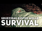 Biopod Wolle Survival