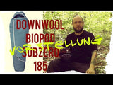 Biopod DownWool Subzero 175 Autumn Blue