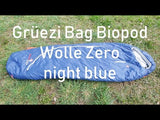 Biopod Wolle Zero Night Blue