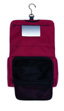 Washbag  berry large innen