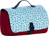 Washbag  berry large