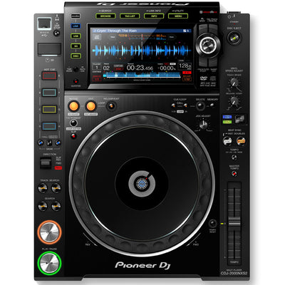 Pioneer CDJ-2000 NXS2 Multimedia DJ Player