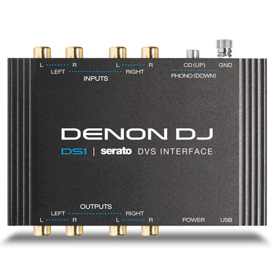 Denon DS1 Serato DJ DVS Interface