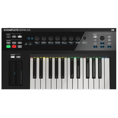 Native Instrument Komplete Kontrol S25
