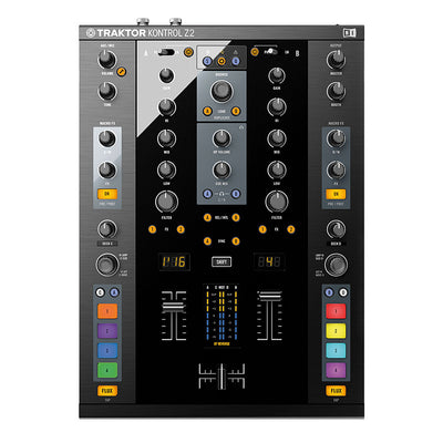 Native Instruments Traktor Kontrol Z2 DJ Mixer