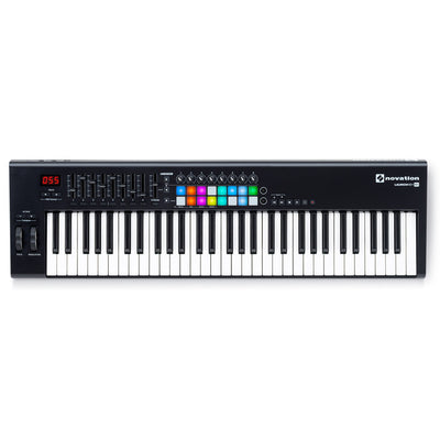 Novation Launchkey 61 MK2 Keyboard Controller