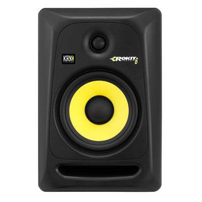 KRK Rokit RP6 G3 Active Studio Monitor (Single)