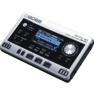Roland Boss Micro BR BR80 Digital Recorder