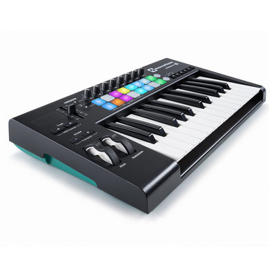 Novation Launchkey 25 MK2 Keyboard Controller
