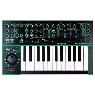 Roland Aira System-1 Plug Out Synthesiser