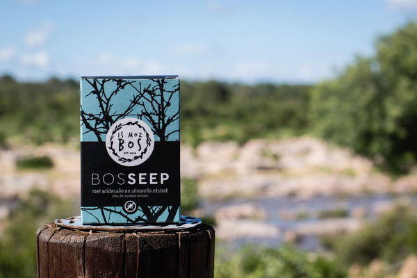 IsMozBos Bosseep / Bush Soap