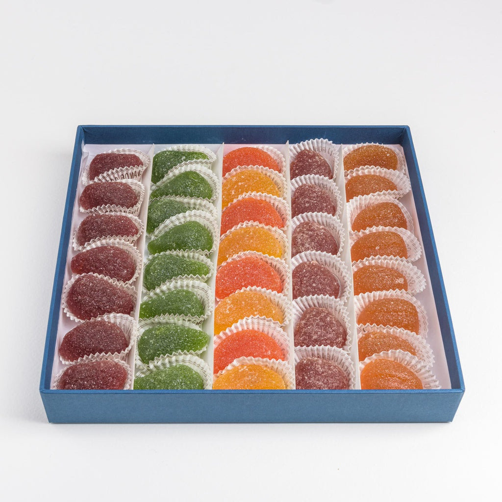 Italian Fruit Jellies