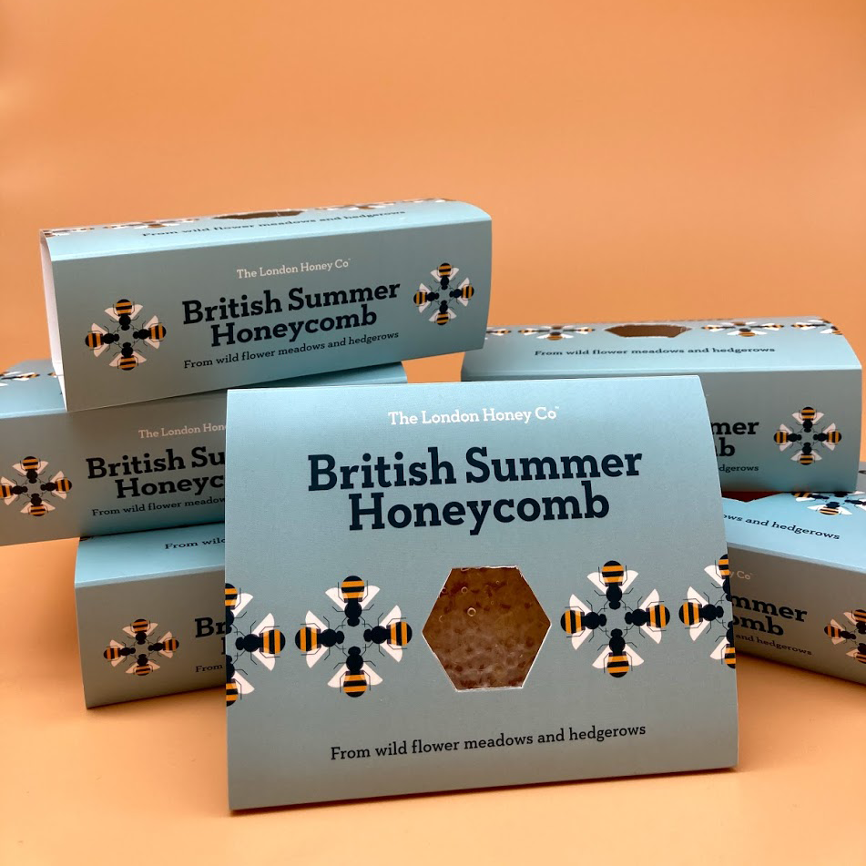 British Honeycomb
