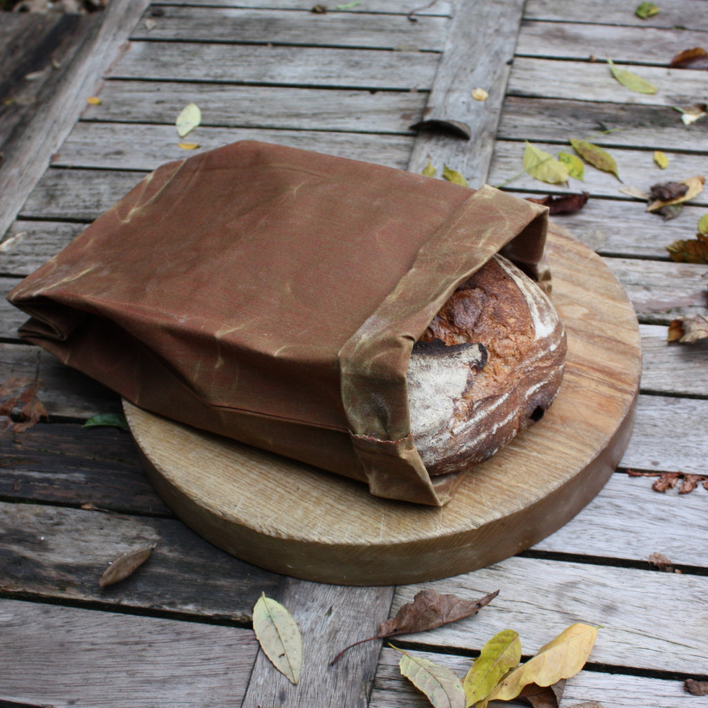 Beeswax Bread Bag
