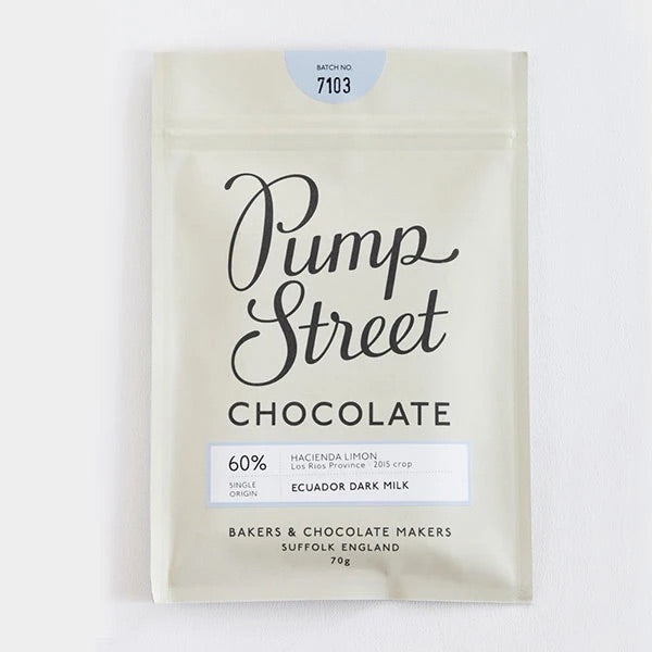 Pump Street Chocolate Bar