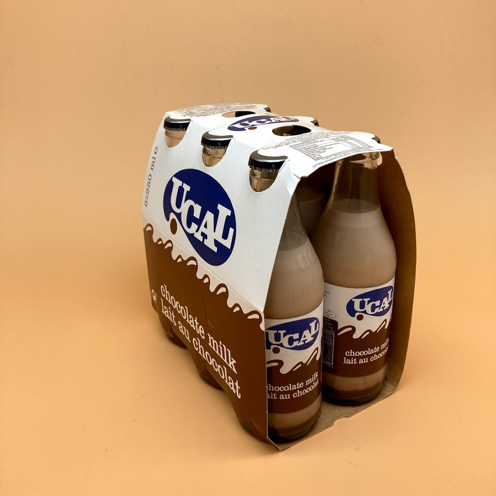 Ucal Chocolate Milk