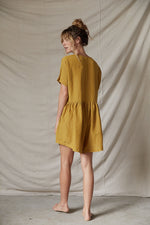 Hope Playsuit in Honey by Opia