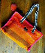Day Bag by Aymara Textiles