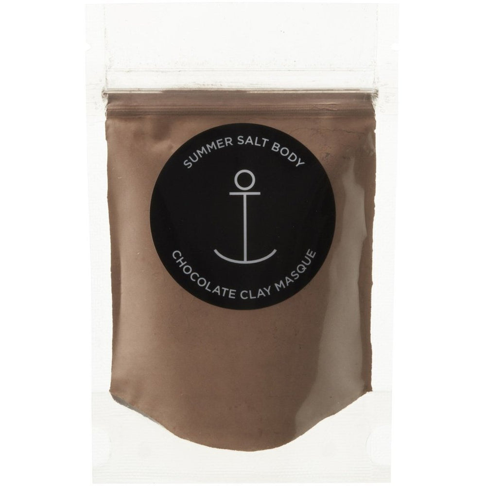 Mini Chocolate Clay Masque  40g