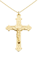 Cross Pendant by Elissaab Jewellery