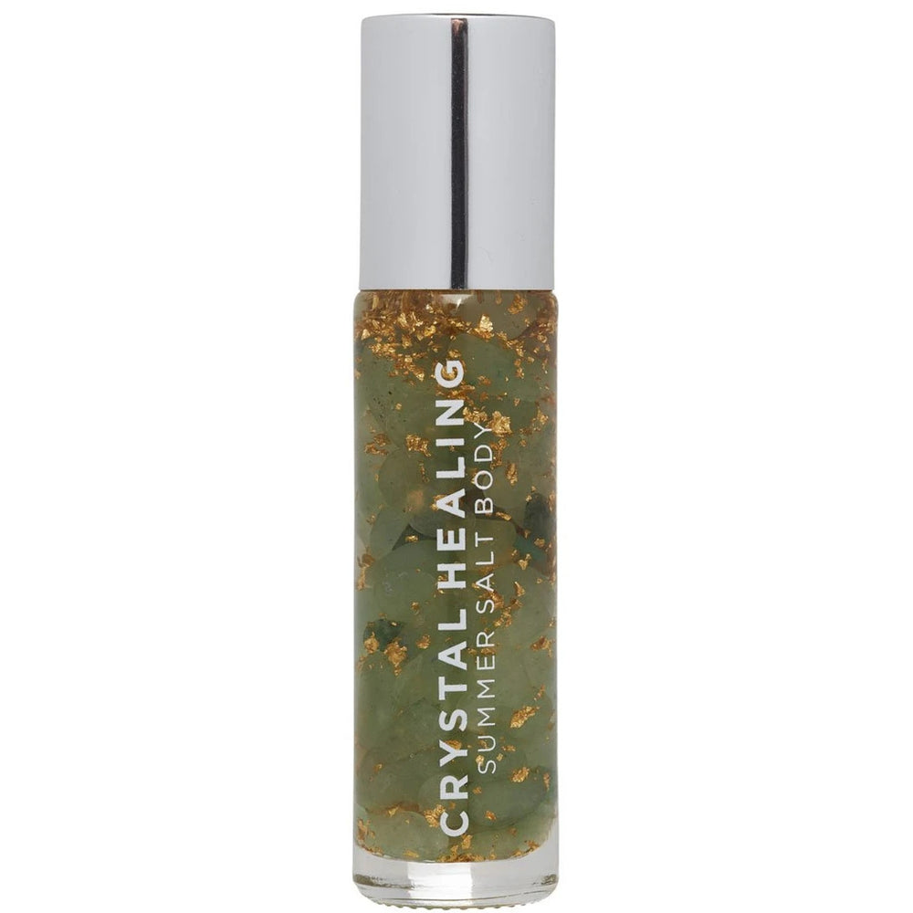 "Crystal Healing ""Energy"" Essential Oil Roller 10ml by Summer Body Salt"