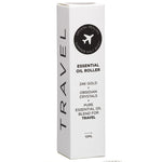 "Crystal Healing ""Travel"" Essential Oil Roller 10ml by Summer Body Salt"
